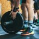Hex weights and Dumbbells